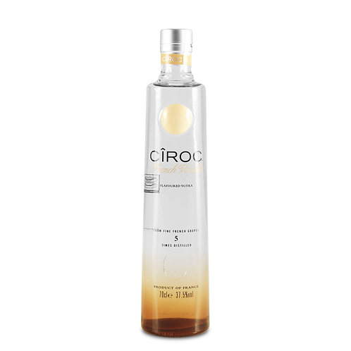 Ciroc French Vanilla Vodka 70cl (8170)