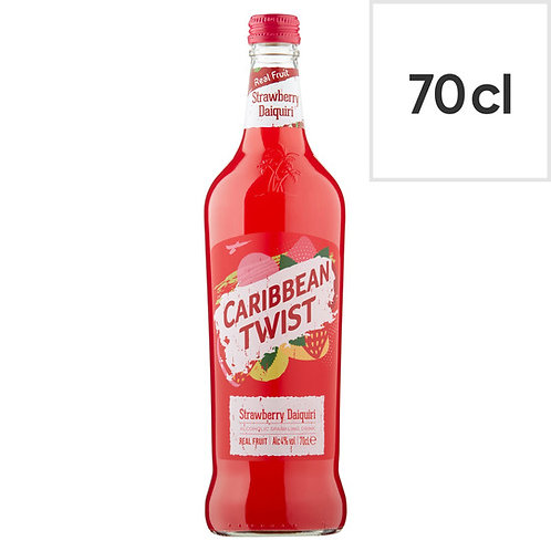 Caribbean Twist Strawberry Daiquiri 700ml