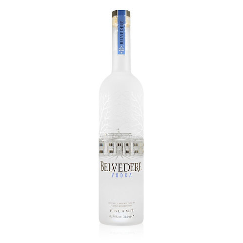 Belvedere Vodka 3L  (251)