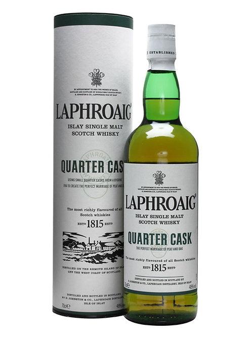 Laphroaig Quarter Cask Whisky 70cl (v3271)