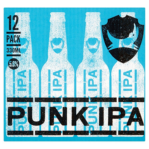 Brewdog Punk IPA Bottles 33cl x12 pack