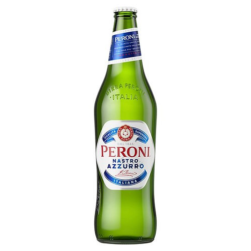 Peroni bottle 620ml