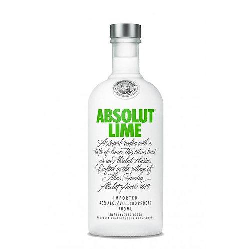 Absolut Lime Vodka 70cl (7929)