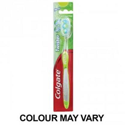 Colgate Toothbrush Twister 1's