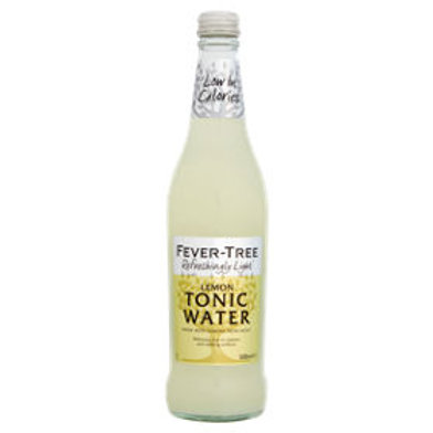 Fever Tree Lemon Tonic Water 500ml