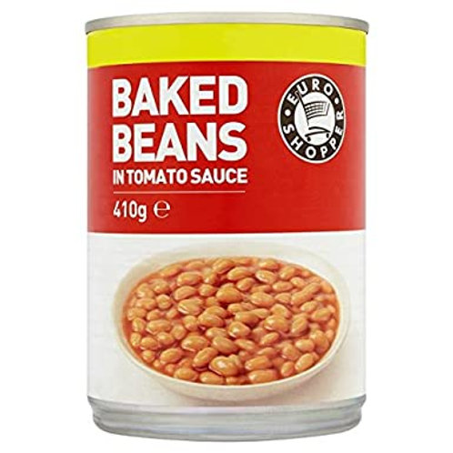 ES Baked Beans in tomato sauce 410g