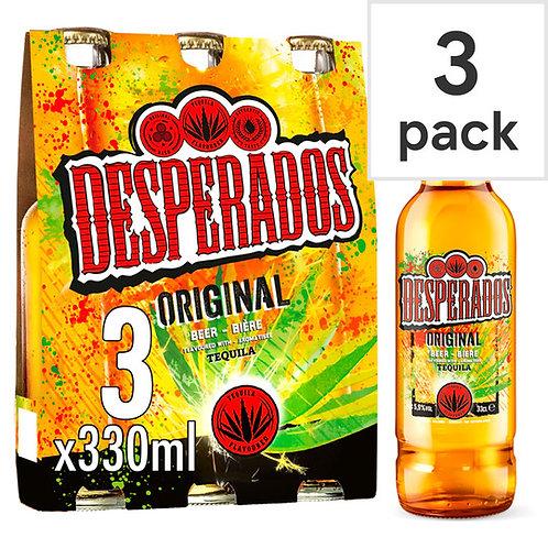 Desperados bottles 3x33cl
