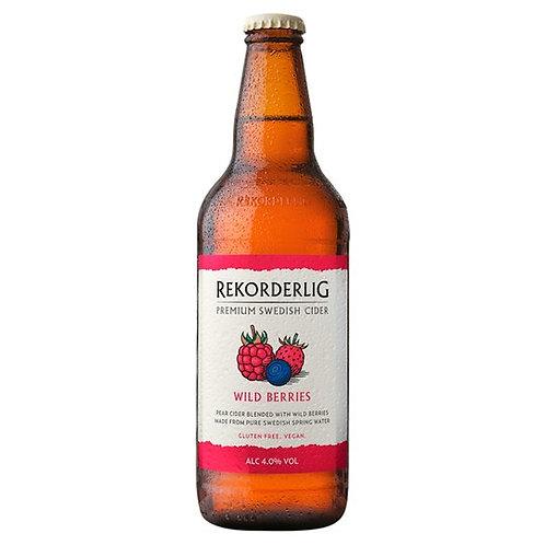 Rekorderlig Wild Berries bottle 500ml
