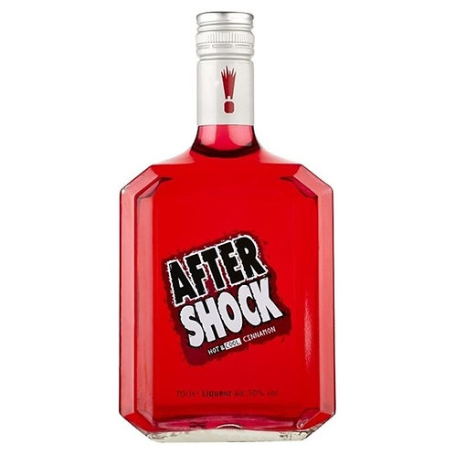 After Shock Cool & Hot Cinnamon 70cl