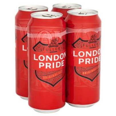 London Pride Cans 4x500ml