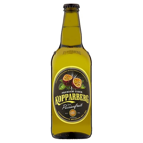 Kopparberg Passion Fruit bottle 500ml