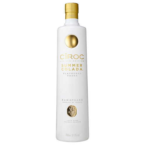 Ciroc Summer Colada Vodka 70cl