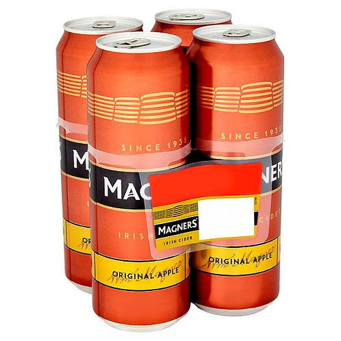 Magners Original Cans 4x 440ml