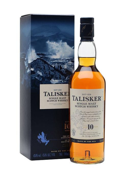 Talisker 10yr Whisky 70cl (v102734)