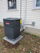 Air conditionig replacement