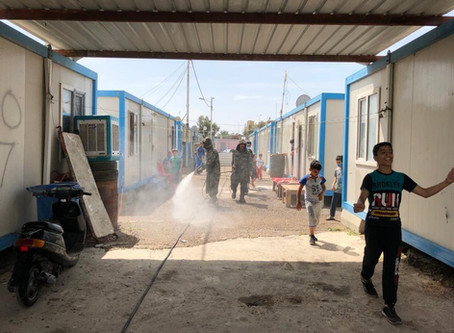 COVID-19: The Impact on Assyrian Refugees and IDPs
