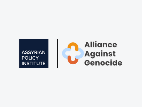 Assyrian Policy Institute joins the Alliance Against Genocide