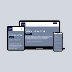 Digital Week of Action Registration Open