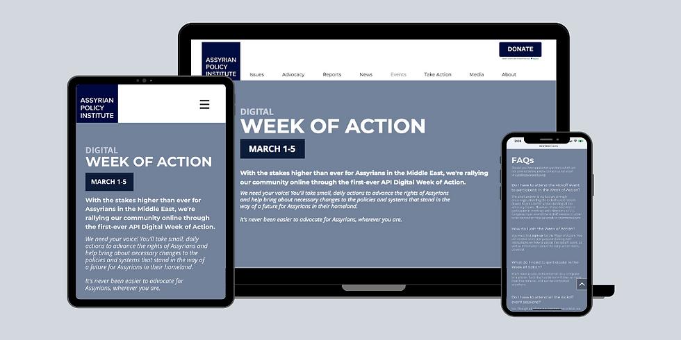 Digital Week of Action