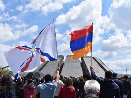 The API Welcomes President Biden's Recognition of Armenian Genocide
