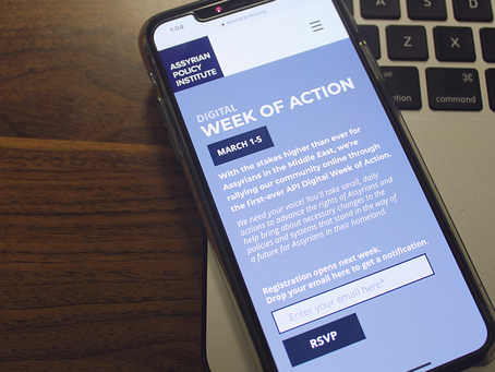 API to Hold Digital Week of Action Calling for Policy Changes