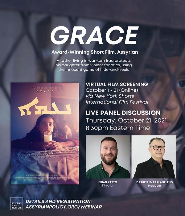 GRACE Award-Winning Short Film, Assyrian.png