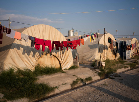 Joint NGO Statement: Humanitarian and security implications of the COVID-19 crisis in northern Iraq
