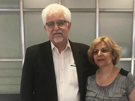 Updated: Iranian-Assyrian Pastor and wife denied appeal; combined 15 year sentence upheld