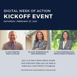 Week of Action Flyer - Keynotes Instagra