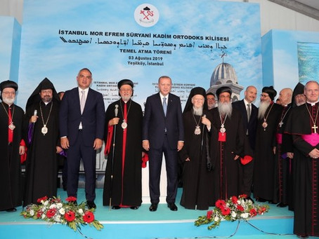 API Statement on the Status of Assyrians in Turkey