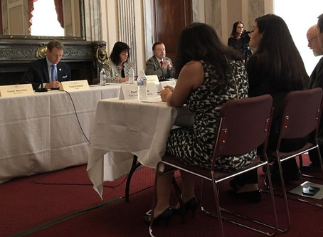 """API Director Testifies at USCIRF Hearing on """"Religious Minorities' Fight to Remain in Iraq"""""""