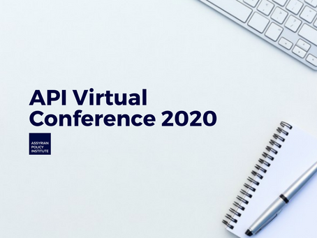 The API announces Virtual Conference