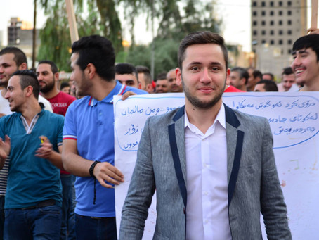Updated: Assyrian Journalist Khlapieel Bnyameen Detained by KRG since October 31