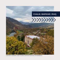 Chalik, Barwar