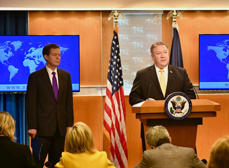 Highlights from 2018 U.S. State Department International Religious Freedom Report