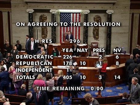 API Statement on Passage of House Resolution 296 Recognizing the Armenian, Greek, Assyrian Genocide