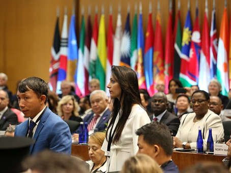 API Attends 2019 State Department Ministerial to Advance Religious Freedom