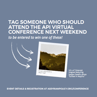 Tag Someone for API Conference