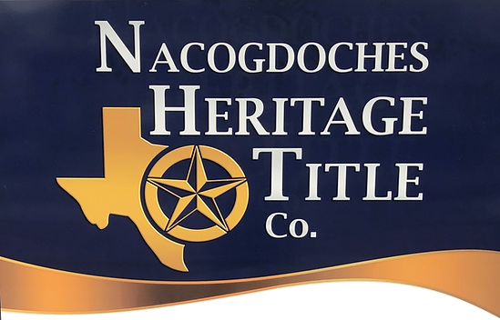 Nacogdoches Heritage Title, Co.
