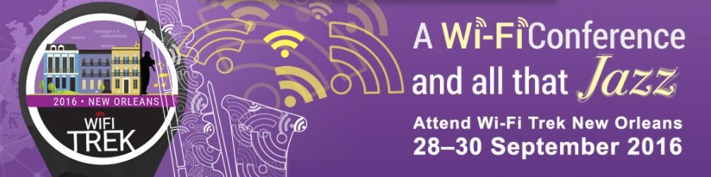 CWNP WiFi Trek 2016