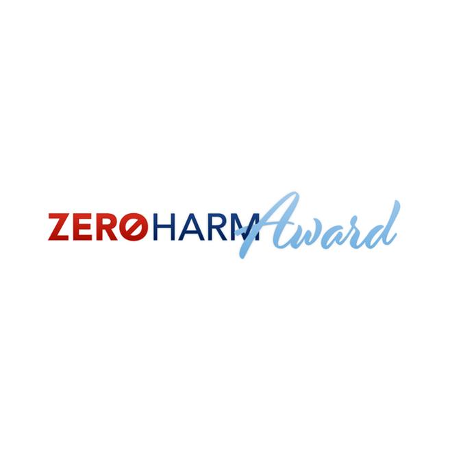 Zero Harm Award Graphic Mark 2020