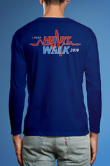 Heart Walk 2019: Inova Health System Shirt