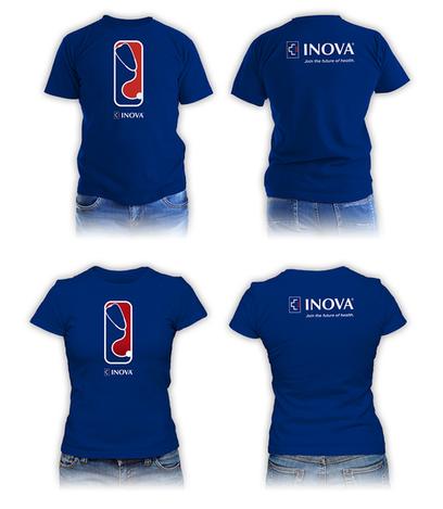 Hoopin' at GMU T-Shirt