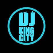 DJ King City Logo
