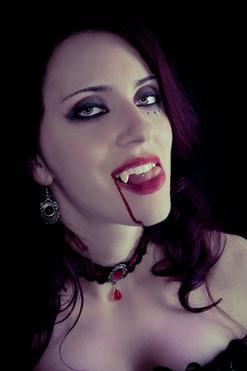Vampiress Photo Session