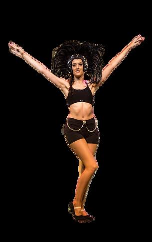 danseuse cabaret rodez proviedanse comédie musicale jazz aveyronnais à paris
