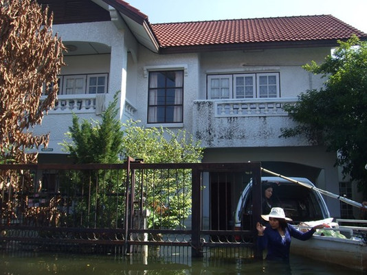 Continuing Support After Deadly Floods in Thailand