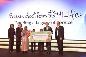Making Education Possible in Malaysia