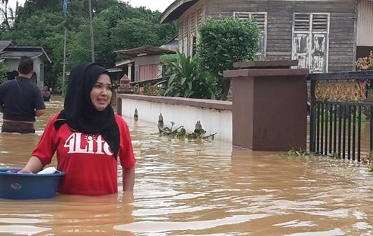 Foundation 4Life Responds to Severe Flooding