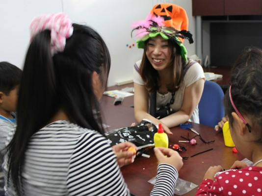 Annual Seibo Aijien Halloween Party